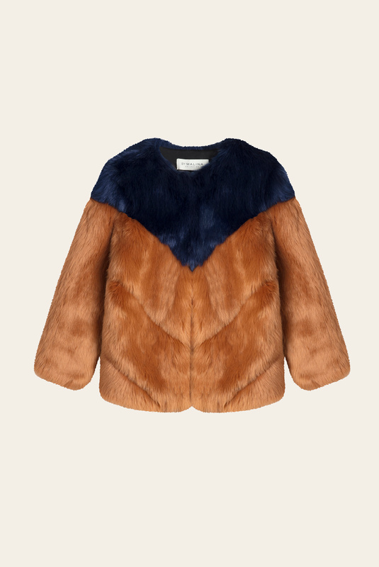 Product Thumbnail of Rocca faux fur jacket