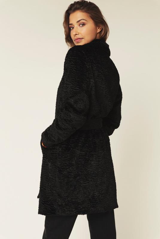 Product Thumbnail of Fabiana faux fur coat