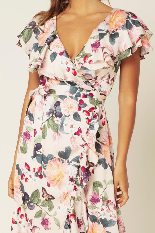 Product Thumbnail of Viola maxi dress