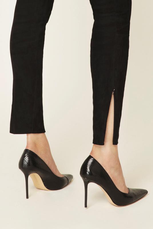 Product Thumbnail of Greta suede leggings