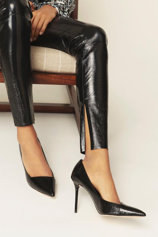 Product Thumbnail of Edda patent leather leggings