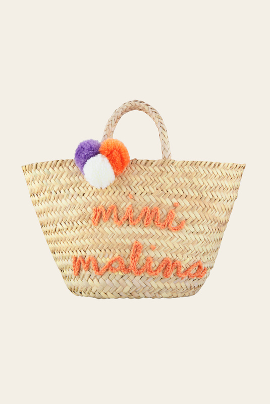 Product Thumbnail of Mini straw tote