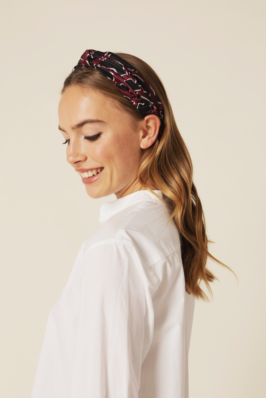 Product Thumbnail of Mila pleated headband