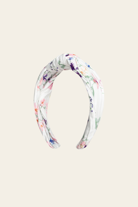 Product Thumbnail of Mila pleated headband