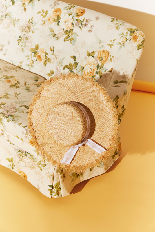 Product Thumbnail of Island straw hat