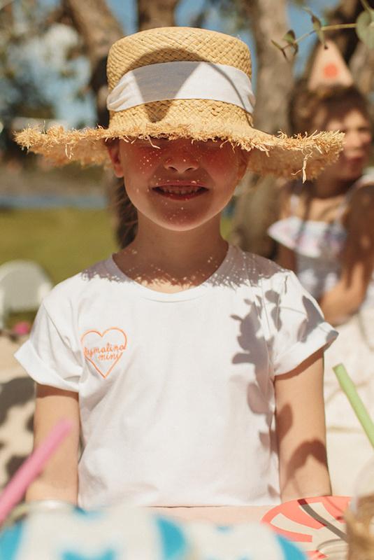 Product Thumbnail of Mini Island straw hat