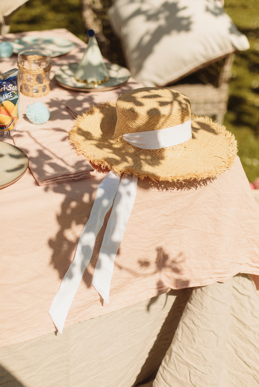 Mini Island straw hat - By Malina Official | Designer ...