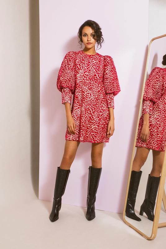 Product Thumbnail of Rubina velvet dress