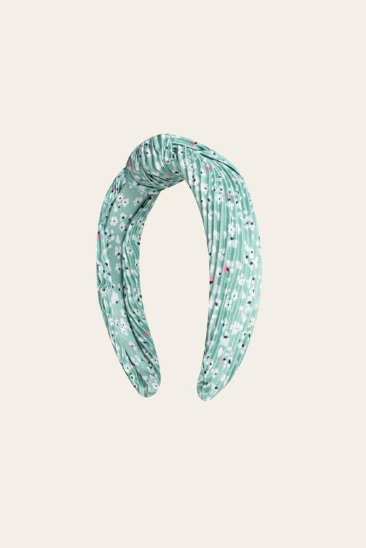 Product Thumbnail of Jane pleated headband