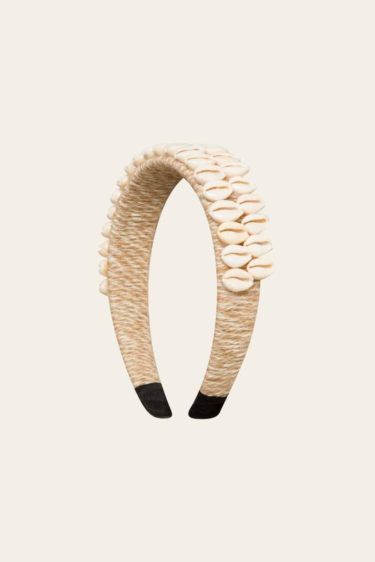 Product Thumbnail of Tia shell headband