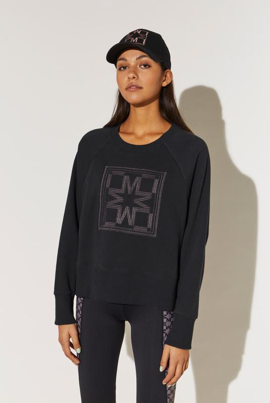 Product Thumbnail of Iconic cropped sweatshirt