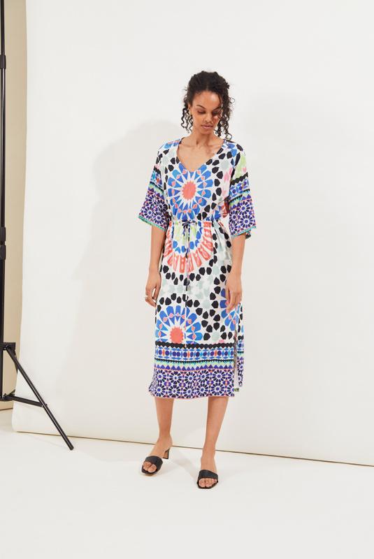 Product Thumbnail of Gogo kaftan dress
