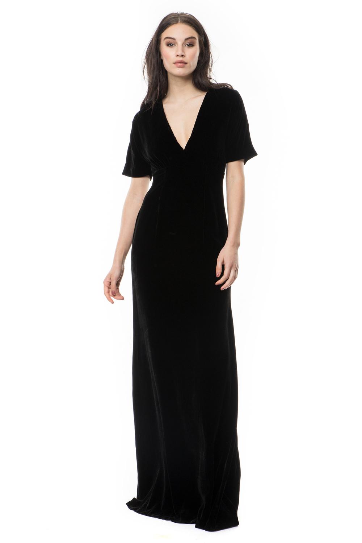 Hedda maxi dress