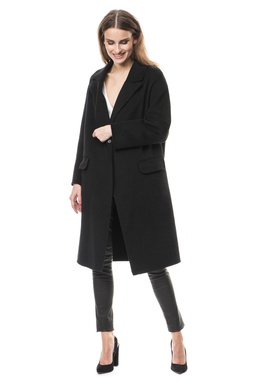 Rudy wool coat