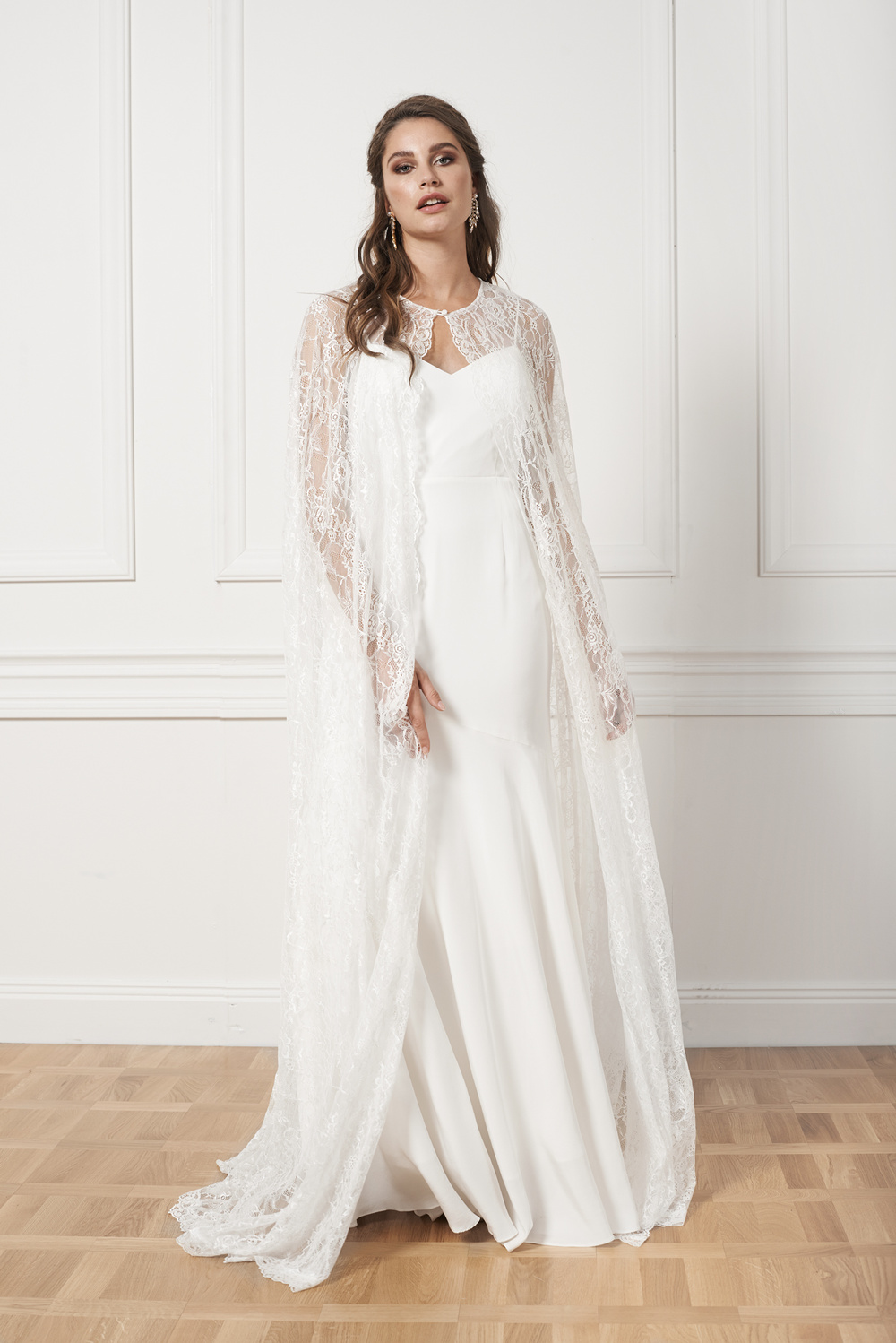 Product image Jasmine Lace Cape