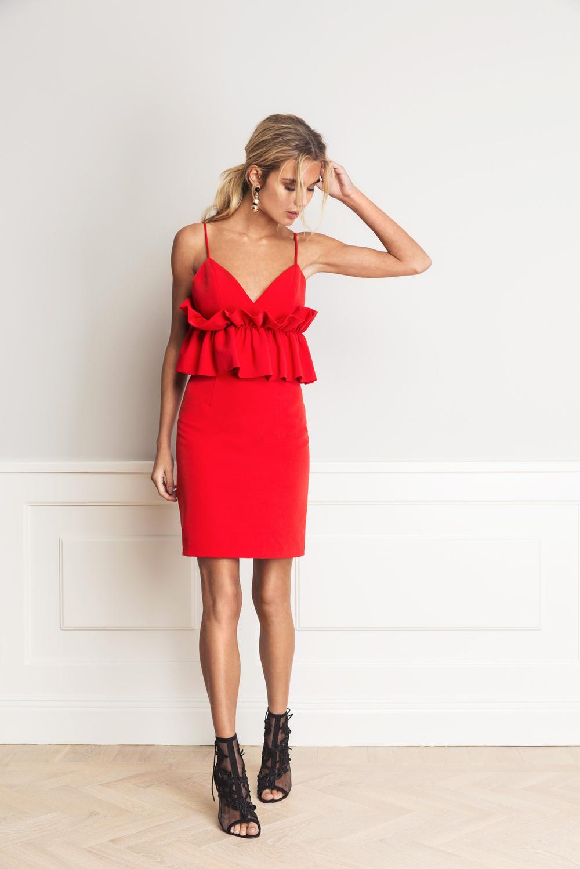Abbi mini dress