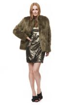 Product image Addison Faux Fur Coat