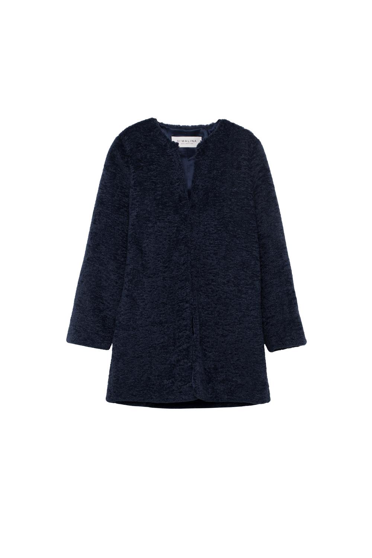Lauren faux fur coat