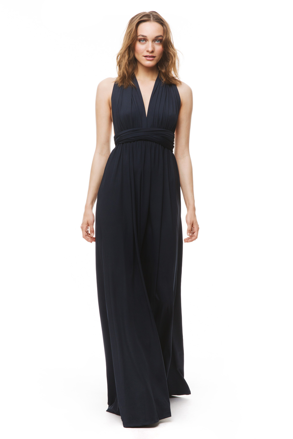 Product thumbnail of Lola wrap maxi dress