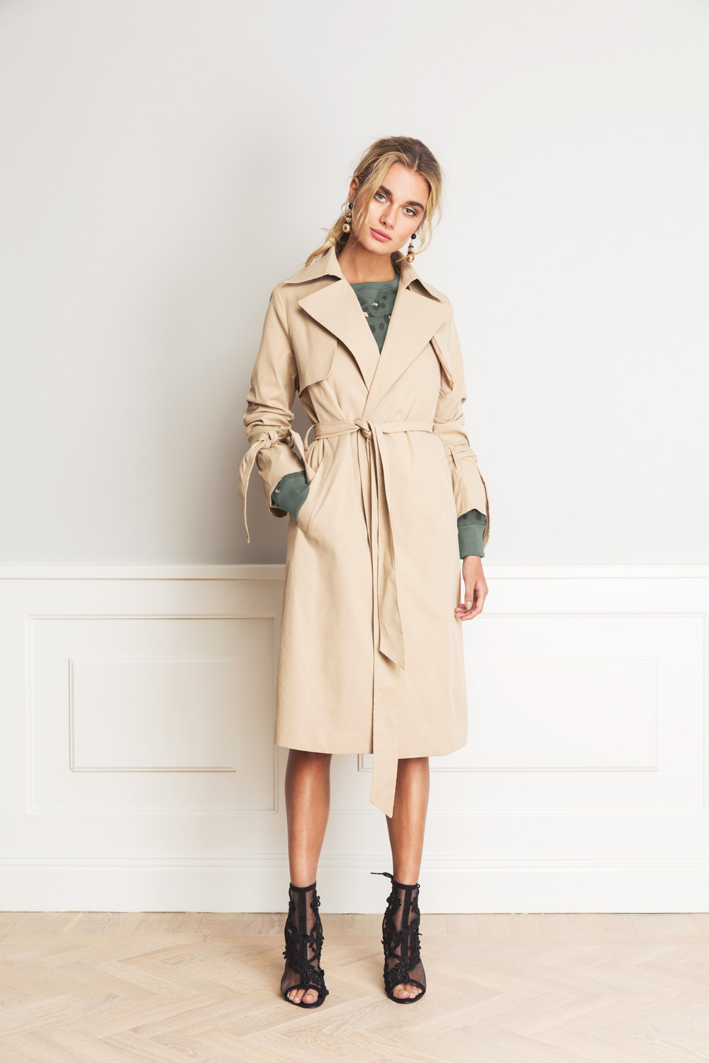 Product thumbnail of Jane trench coat
