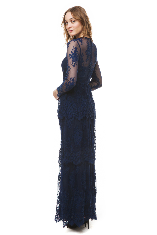 Annie maxi dress