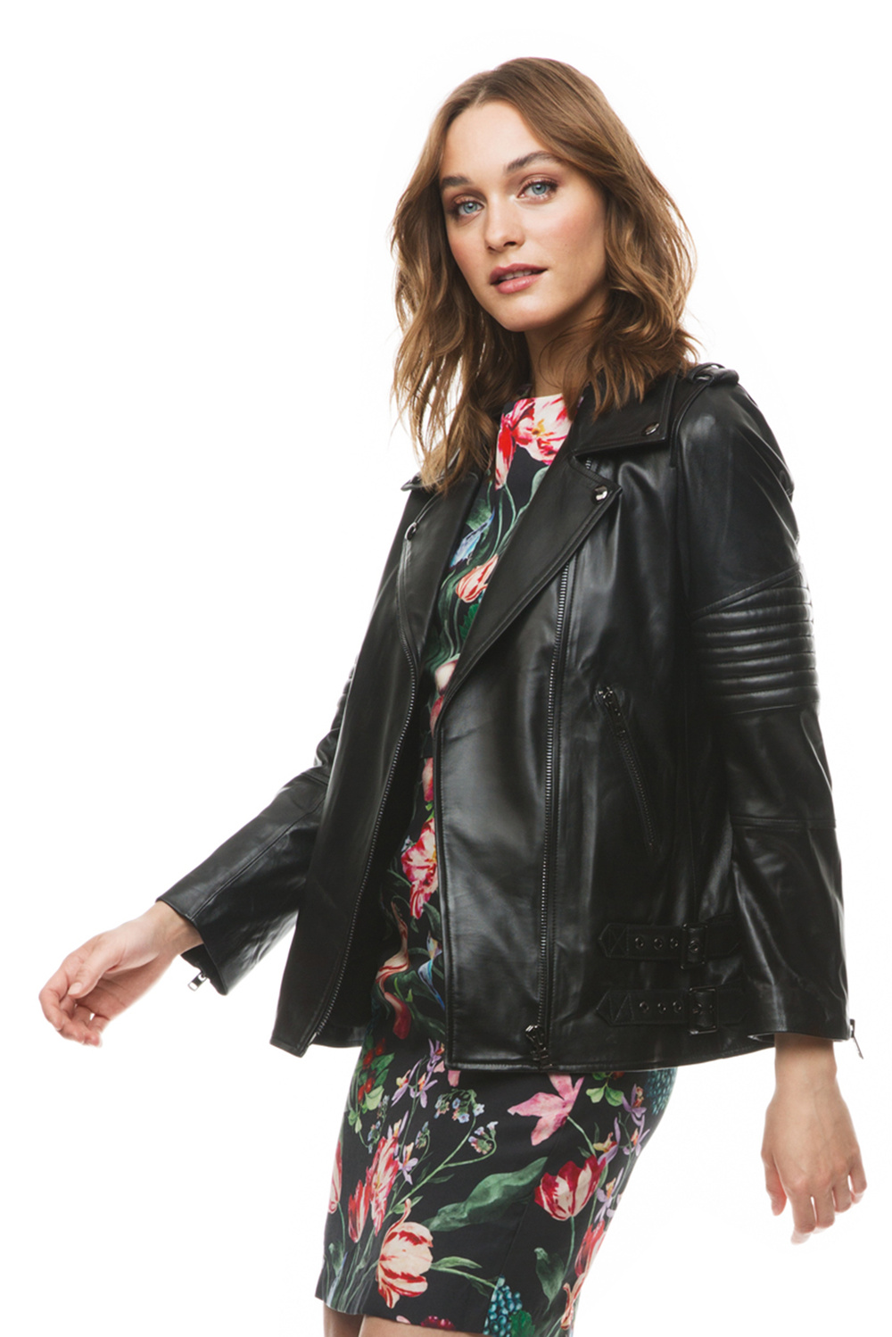 Product thumbnail of Vanessa leather jacket