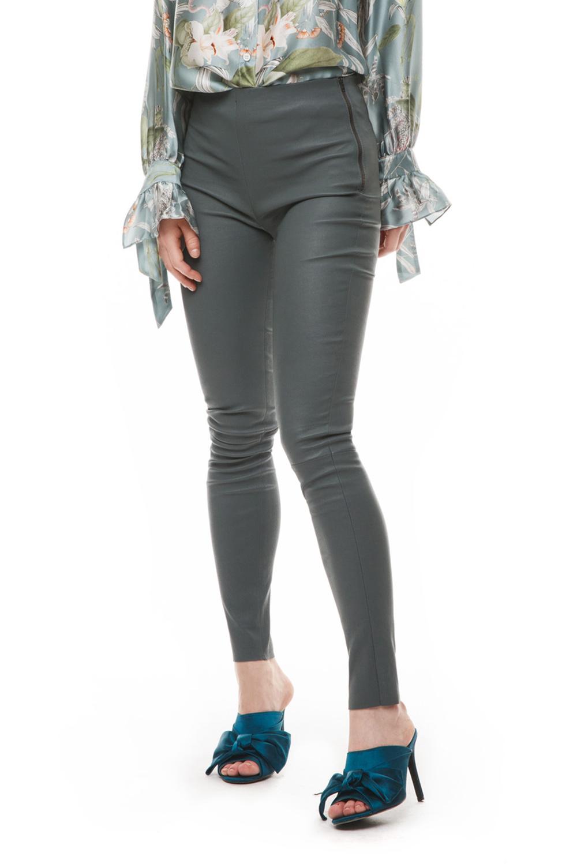 Millie leather leggings