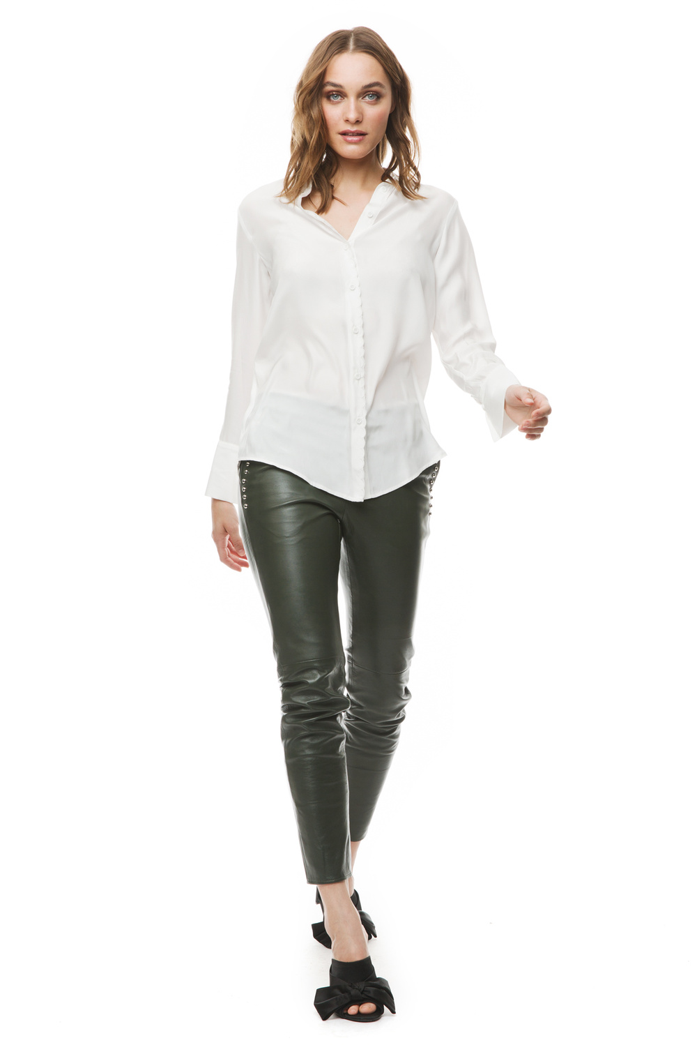Product image Tone Leather Pants