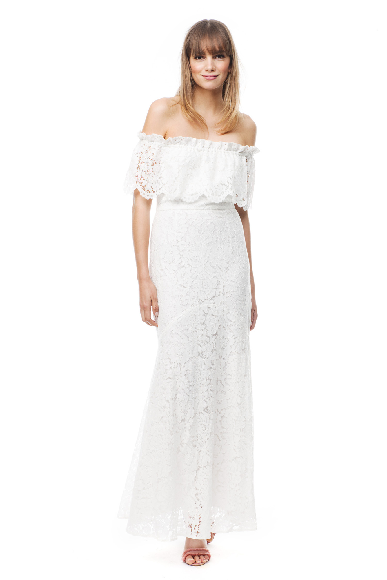 Serafina maxi - By Malina Official   Designer Clothing & Accessories