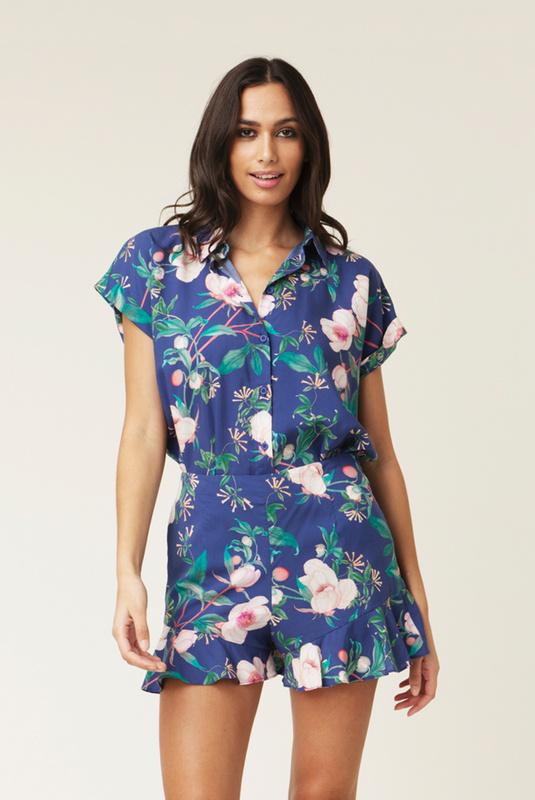 Product Thumbnail of Paisley blouse