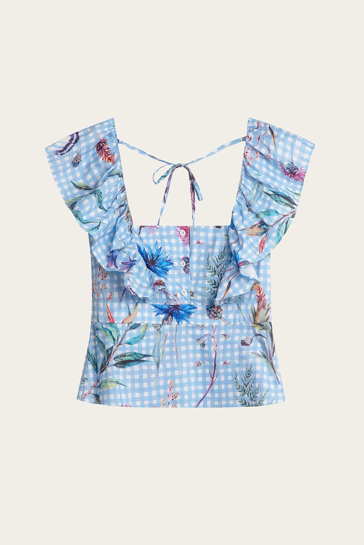 Lindsay blouse