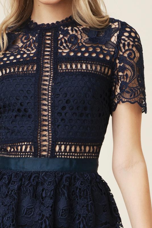 Product Thumbnail of Flower Emily dress