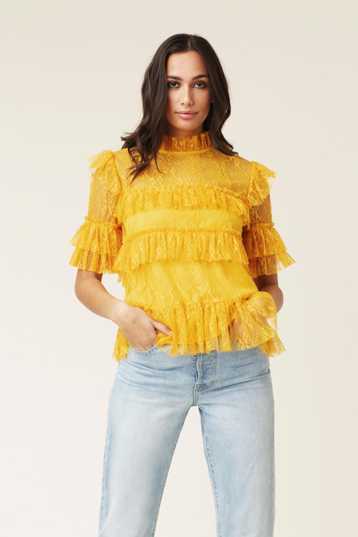 Rachel blouse