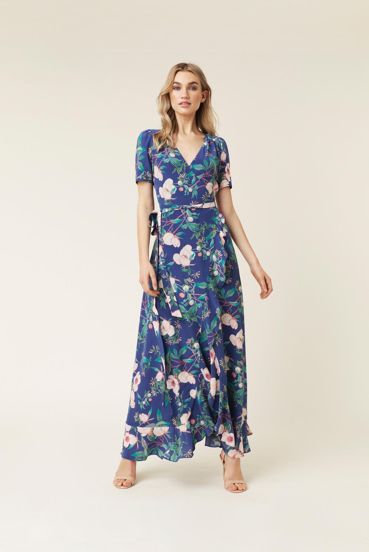 Alba maxi dress