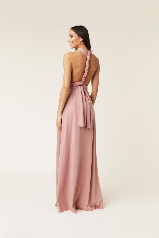 Lola wrap dress
