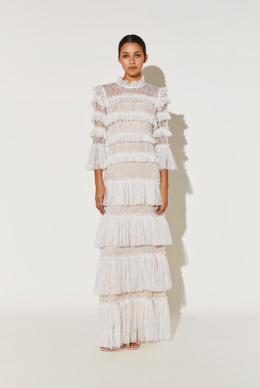 Product Thumbnail of Carmine maxi dress