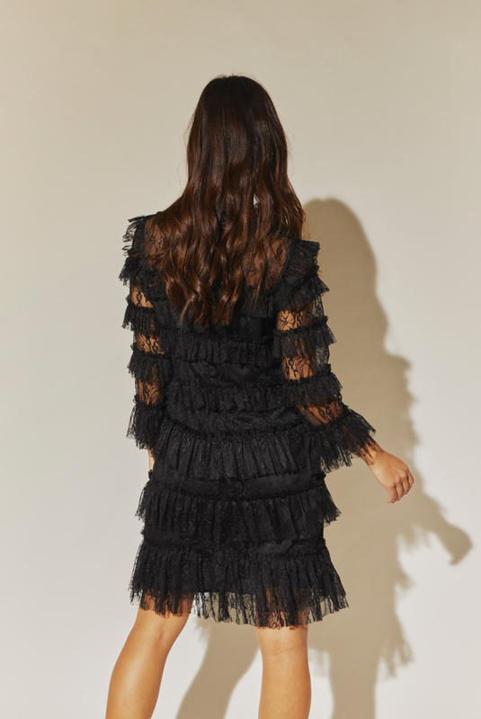 Product Thumbnail of Carmine mini dress
