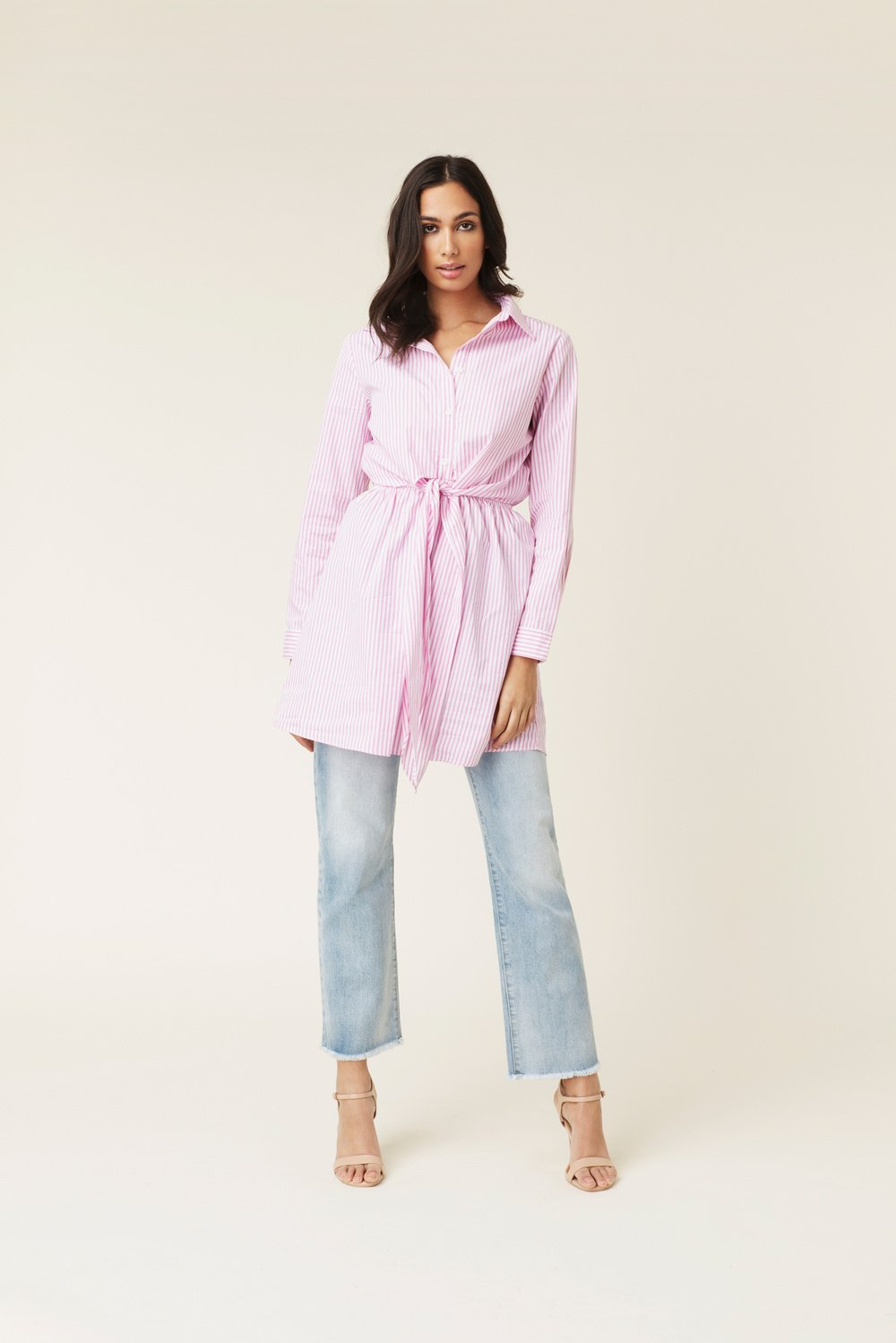 Nella shirt dress