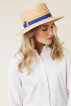 Product image North Beach Straw Boater