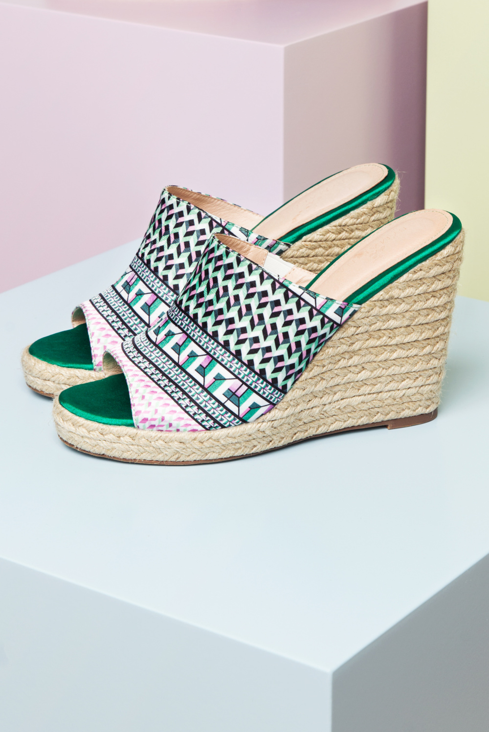 Product thumbnail of Charlie wedge espadrilles