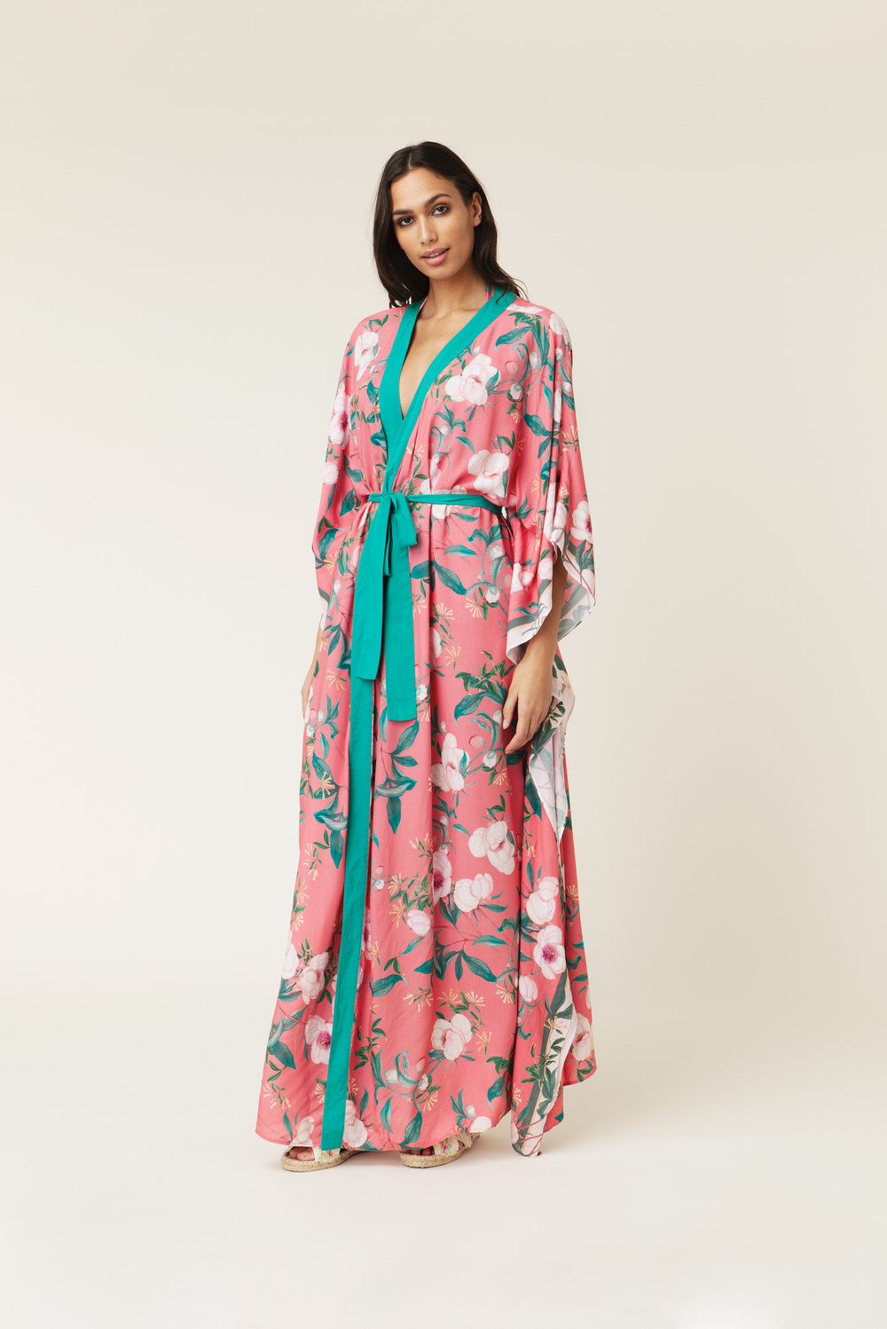 Product thumbnail of Eden wrap kaftan