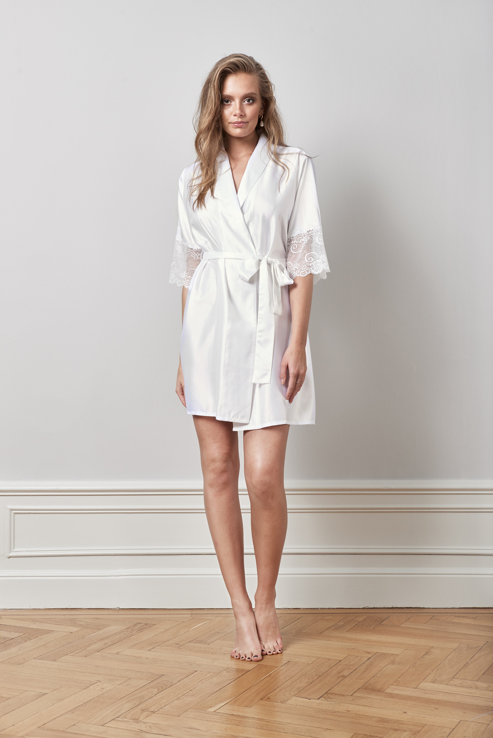 Lilly robe
