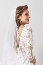 Product image Delicate Scalloped Veil