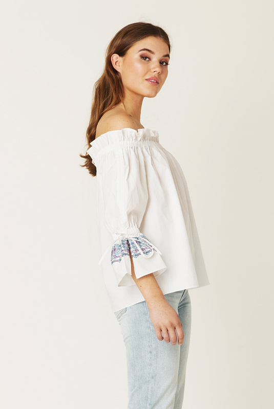 Product Thumbnail of Camille blouse